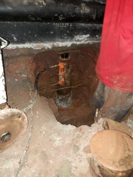 Reforço de fundação bauru