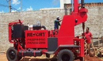 Empresas de estacas escavadas